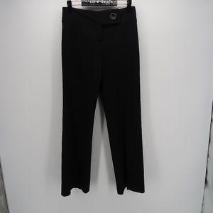 Thalian Straight Leg Trouser Dress Work Pants